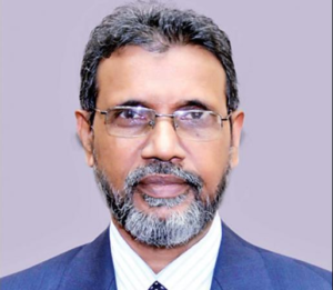 Professor K. RamsamyTamilnadu, India